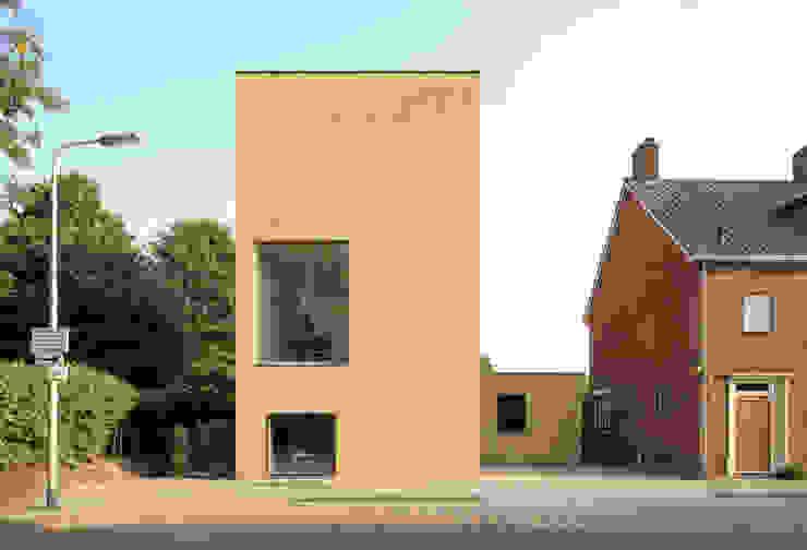 Woonhuis Bedaux-Nagengast Moderne huizen van Bedaux de Brouwer Architecten Modern