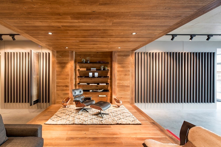 The Hakwood Studio Eclectic style commercial spaces by Hakwood   Great Flooring Stories Eclectic