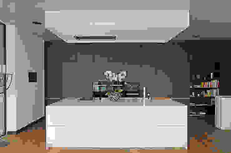 Seidel+Architekten Cocinas modernas