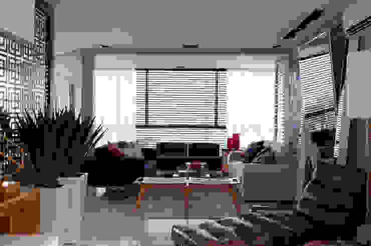 Apartamento Bossa Salas de estar modernas por Juliana Pippi Arquitetura & Design Moderno