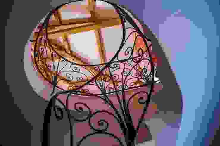 Escalier en colimaçon par Alexandre Lorig SARL Classique