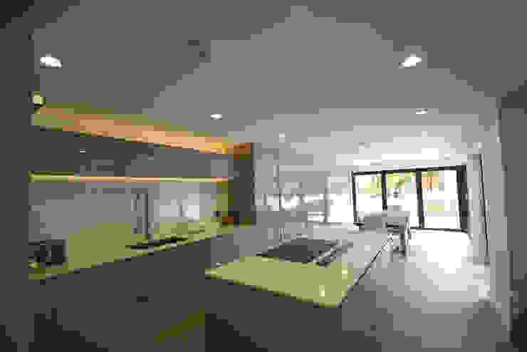Clifton Road – Period Refurbishment Nic Antony Architects Ltd Dapur Minimalis