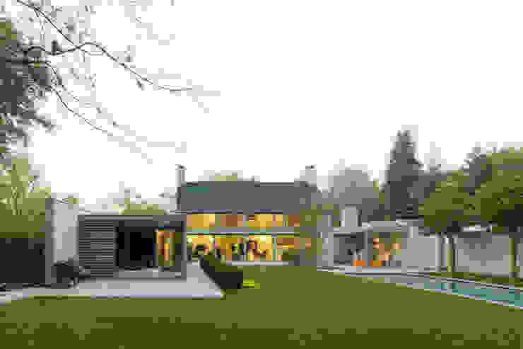 Villa Rotonda Goirle Moderne huizen van Bedaux de Brouwer Architecten Modern