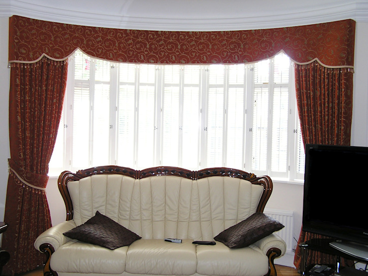 Bespoke Curtains: classic  by Alf Onnie, Classic
