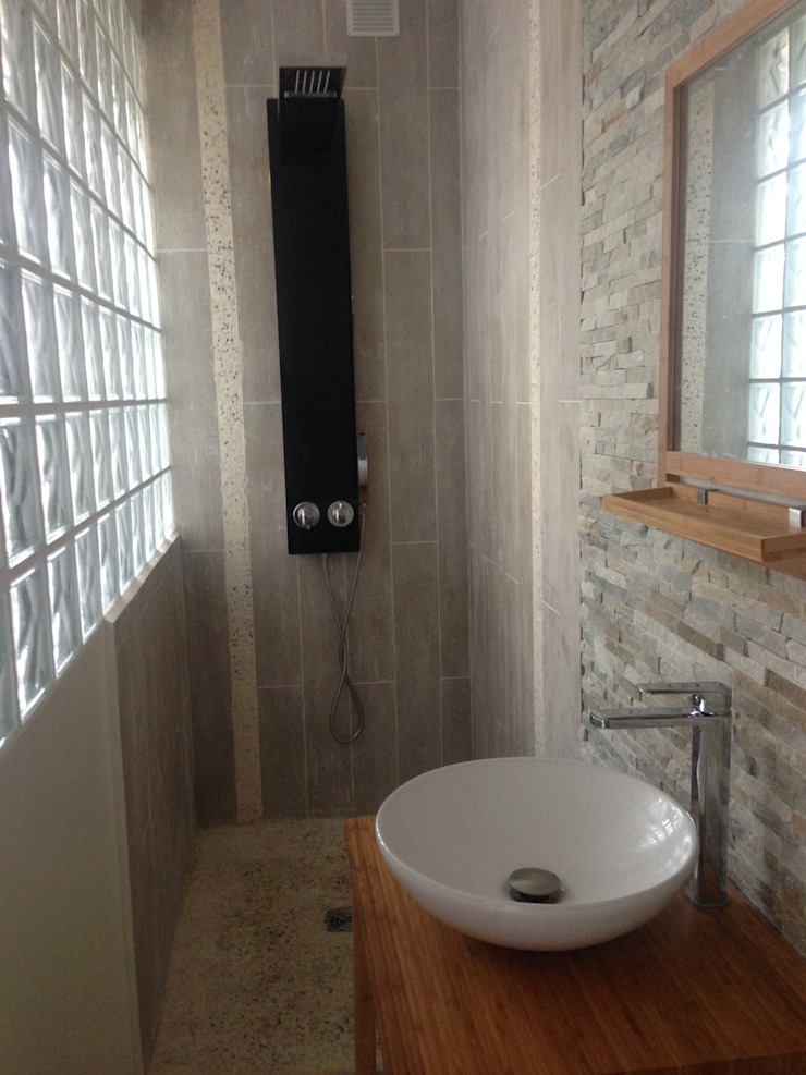 PROBAT RENOV Modern style bathrooms