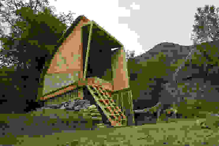 Summerhouse Mill & Jones Modern Garage and Shed
