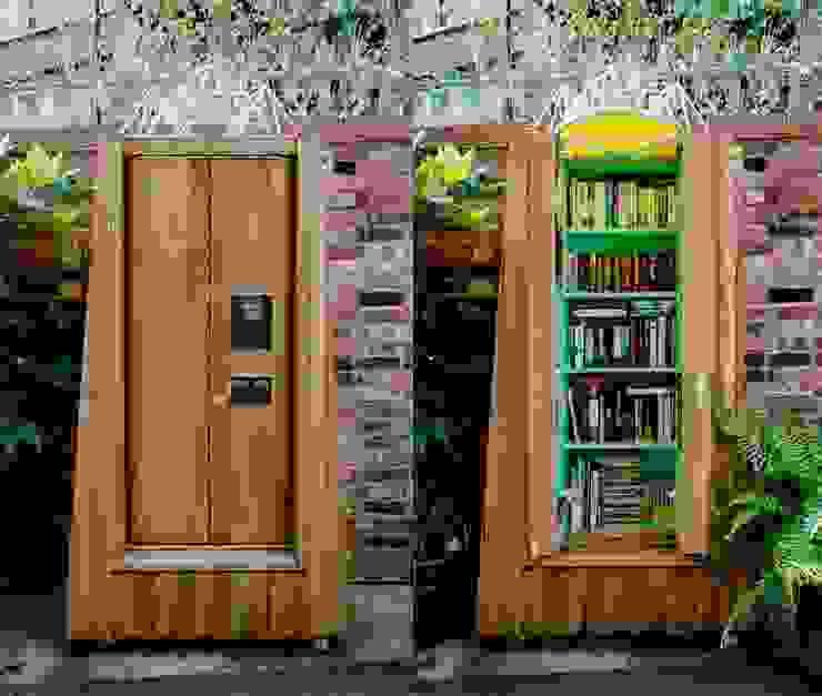 Little Library Modern museums by Mill & Jones Modern