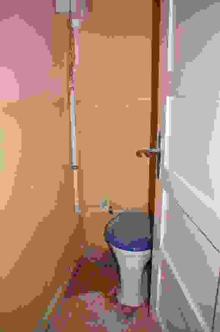 Zdjęcie łazienki przed metamorfozą od Ewa Weber - Pracownia Projektowa Nowoczesny