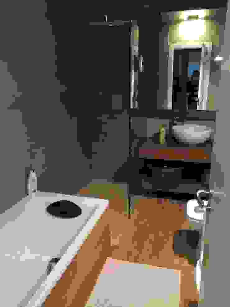 Baño dormitorio de 2 Mar Construcciones HNOS. VINCELLE LLAMEDO S.L.