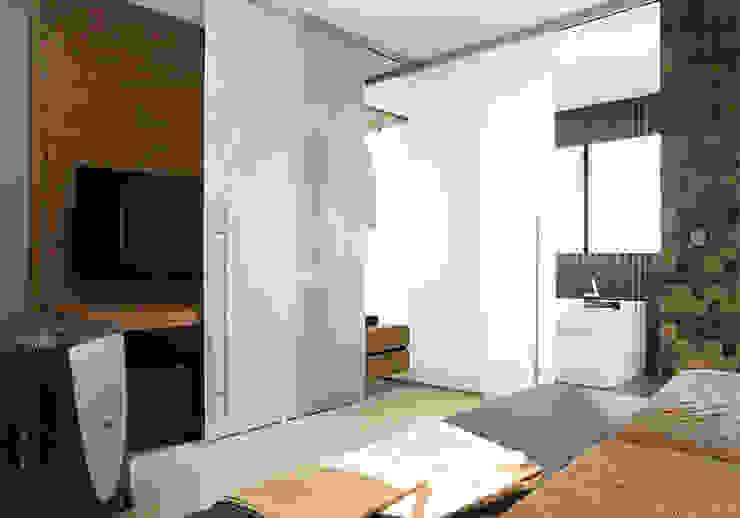Гостиницы в стиле модерн от STUDIO ARCHITETTURA-Designer1995 Модерн