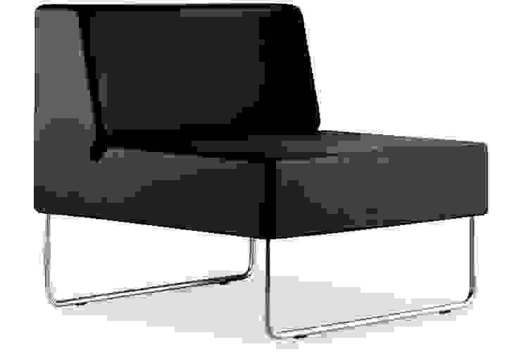 Host Lounge è un sistema modulare e componibile di sedute STUDIO ARCHITETTURA-Designer1995 Hotel moderni