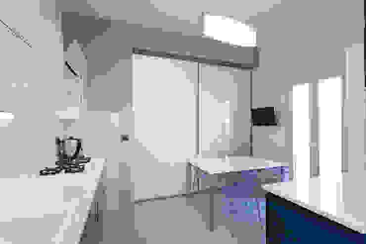 Fabrizio De Rosa Architetto Modern style kitchen