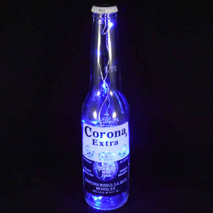 Corona Bottle Light: modern  by Go Eco Store, Modern