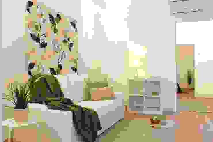 Soggiorno DOPO Puglia Home Staging