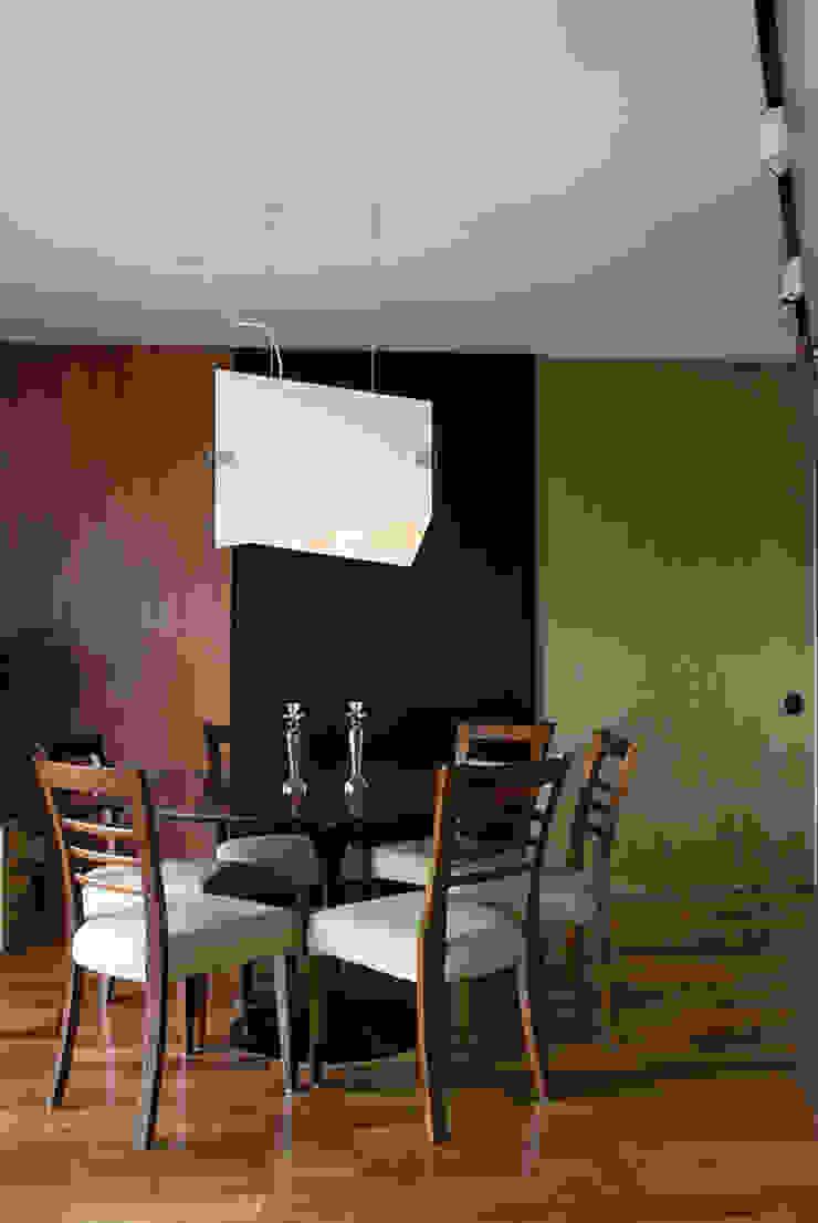Interior | Apartamento – II Salas de jantar modernas por ARQdonini Arquitetos Associados Moderno