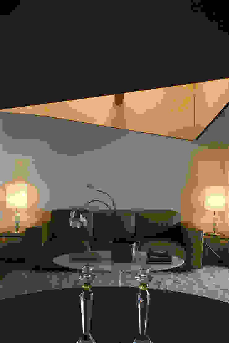 Interior | Apartamento – II Salas de estar modernas por ARQdonini Arquitetos Associados Moderno