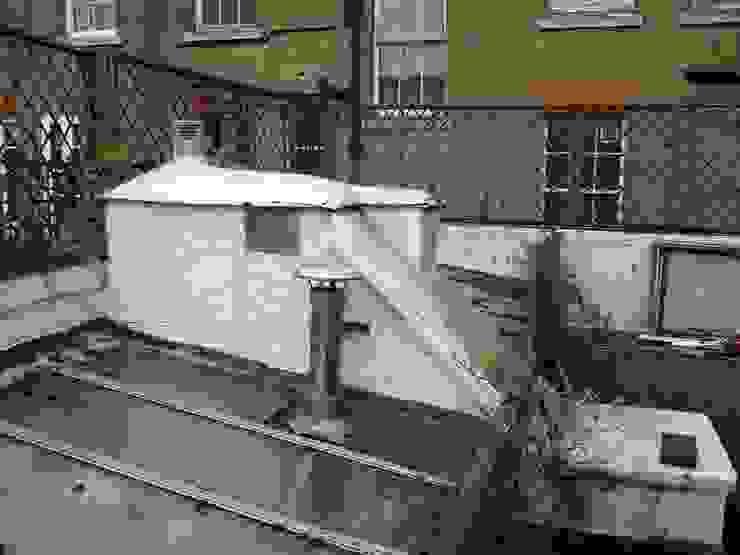 Belgravia Roof Terrace by FORK Garden Design