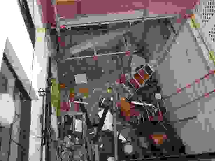 Belgravia Roof Terrace van FORK Garden Design