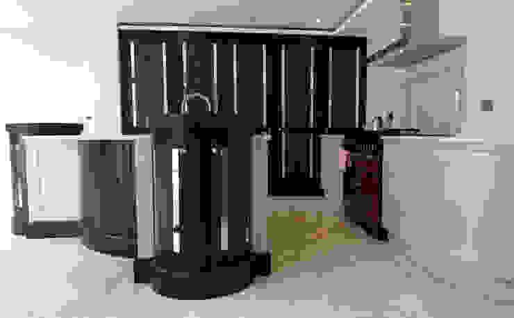Contemporary Kitchen Dublin Modern kitchen by Designer Kitchen by Morgan Modern