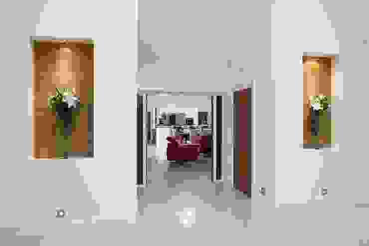Interior Design Banbridge Modern corridor, hallway & stairs by Designer Kitchen by Morgan Modern
