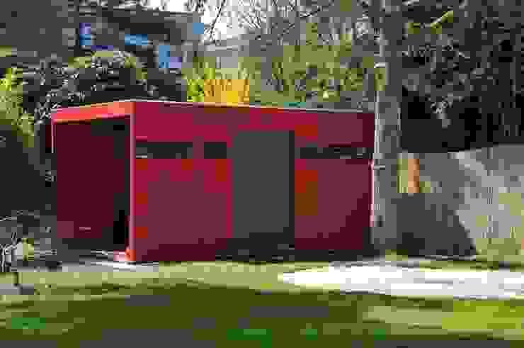 Taman Modern Oleh GarDomo Designgartenhäuser Modern