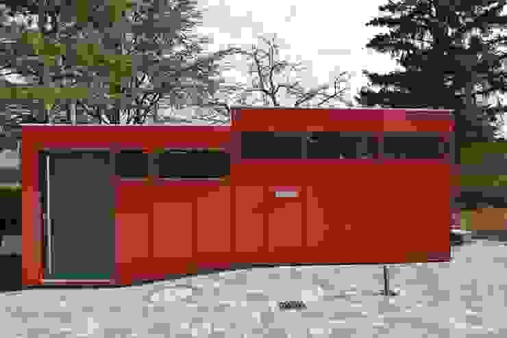 GarDomo Design-Gartenhäuser Manufaktur e.K. Modern Garden