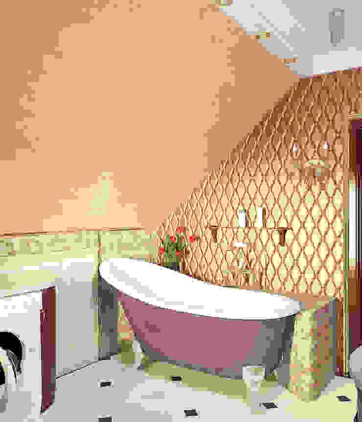 Ванная в классическом стиле Ванная в классическом стиле от Myroslav Levsky Классический