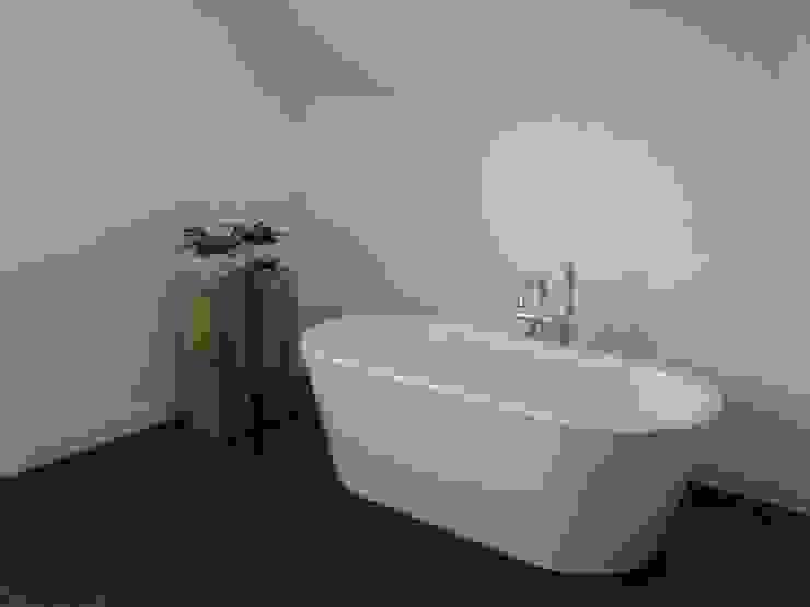 Modern bathroom by halma-architecten Modern