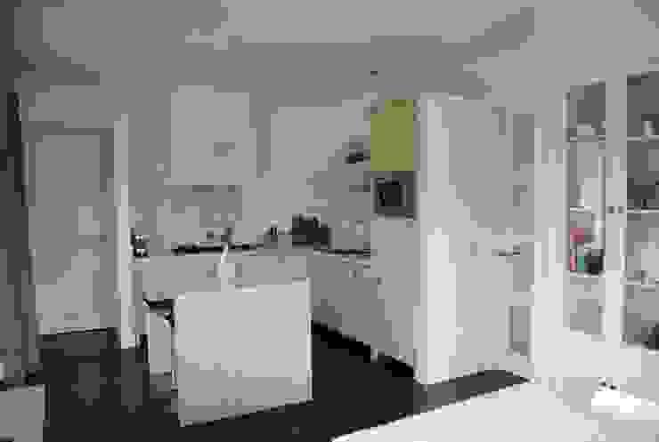 Modern kitchen by halma-architecten Modern