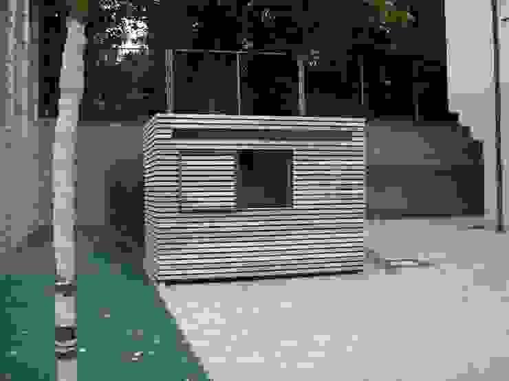 Sekolah Modern Oleh Fellbacher Metall- und Holzbau GmbH Modern