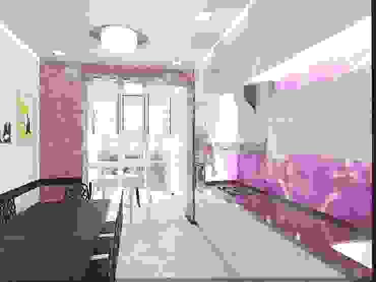 дизайн-студия 'КВАДРАТ' Кухня