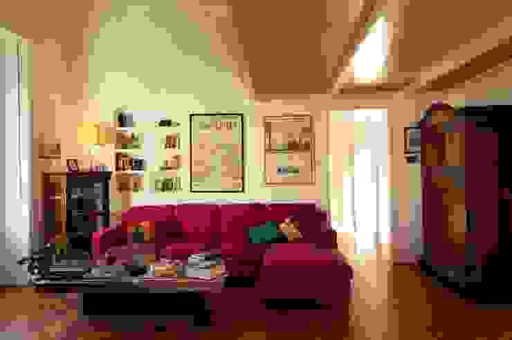 CalìArchitetti Modern living room