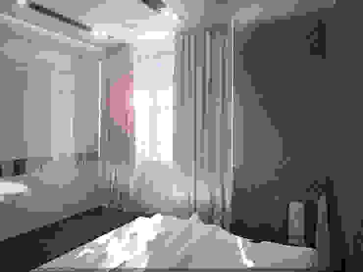 дизайн-студия 'КВАДРАТ' Спальня
