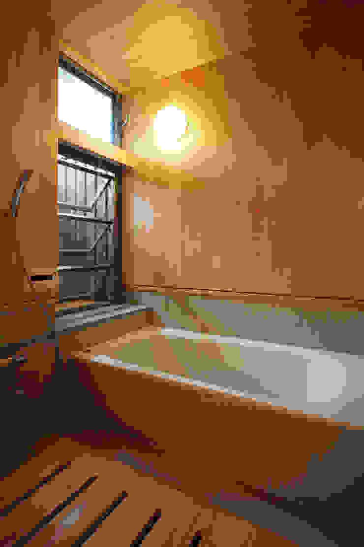 浴室 瀧田建築設計事務所 オリジナルスタイルの お風呂