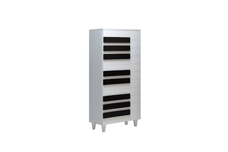 Armario piano blanco de Almacenimport.com Moderno