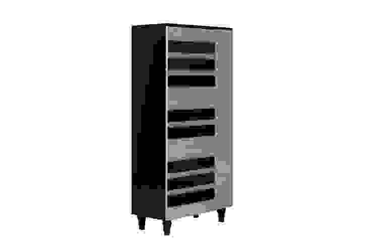 Armario piano negro de Almacenimport.com Moderno