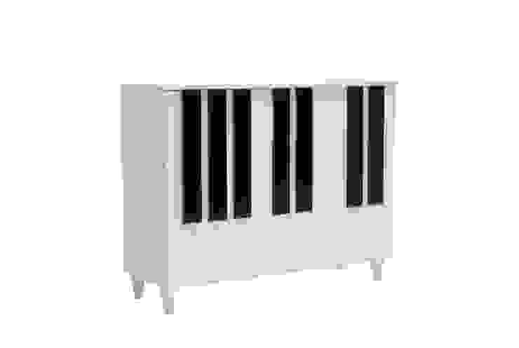 Aparardor piano blanco de Almacenimport.com Moderno