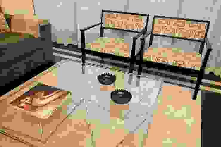 Sala de Estar Salas de estar modernas por Traço Magenta - Design de Interiores Moderno