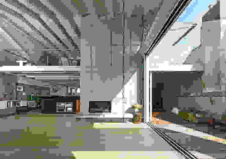 Stadthaus 2 Moderne Wohnzimmer von HS Architekten BDA Modern