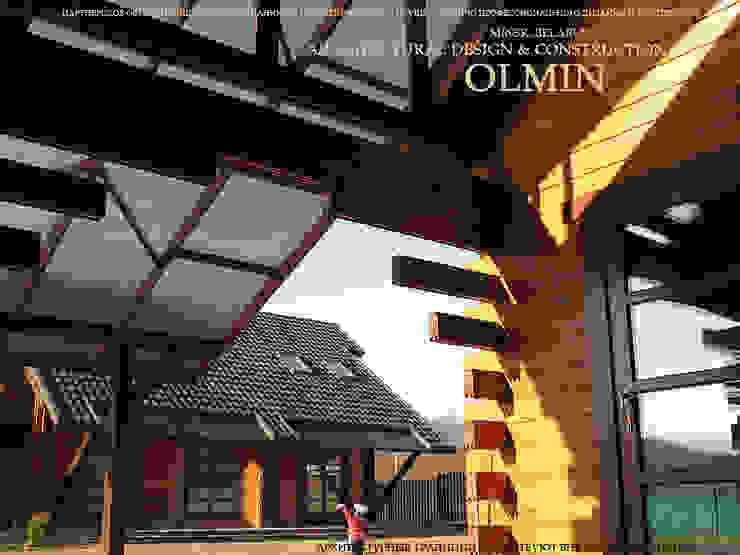 Усадьба - осмысление взглядов от ИП OLMIN - Архитектурная студия Олега Минакова