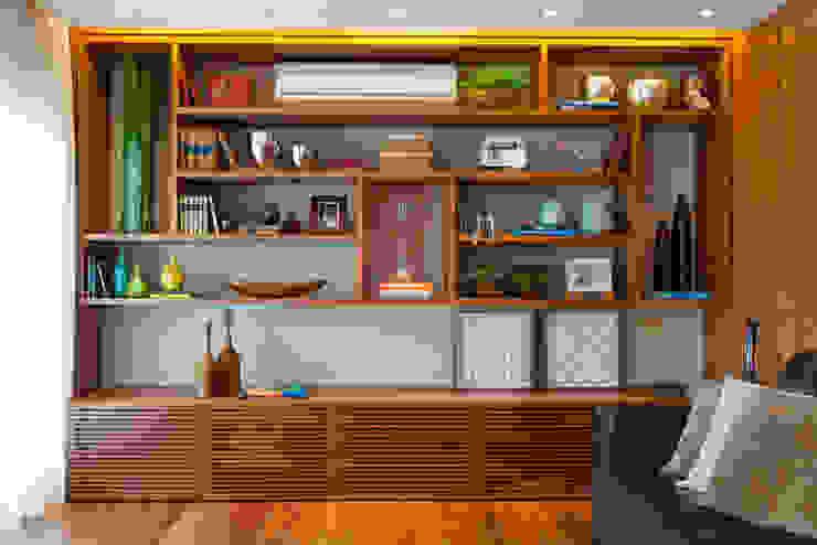 Apartamento RC por Très Arquitetura Moderno