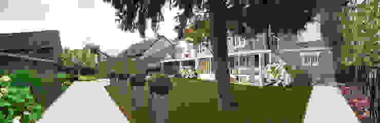 Jardin côté Sud-Est (Projet) Jardin classique par Sophie coulon - Architecte Paysagiste Classique