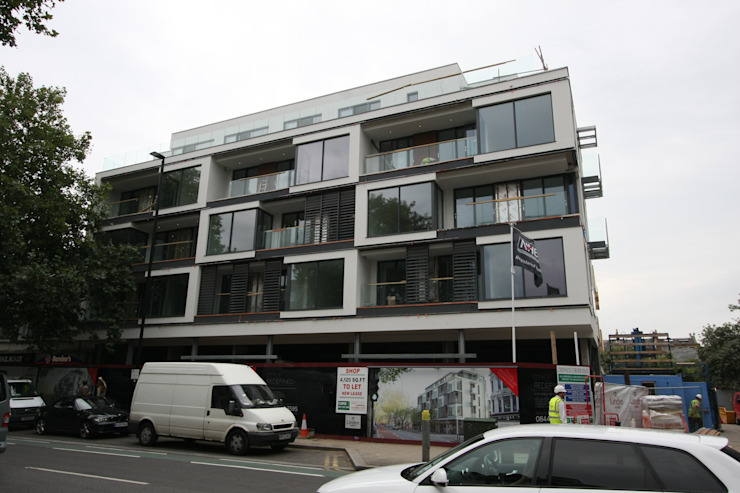 During construction by 3s architects and designers ltd