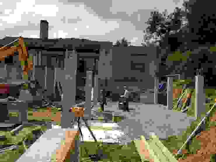 Antes de la Rehabilitacion Casas de estilo moderno de DECONS GKAO S.L. Moderno