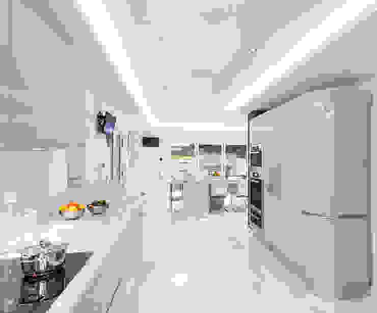 Artika by Pedini Modern kitchen by Urban Myth Modern