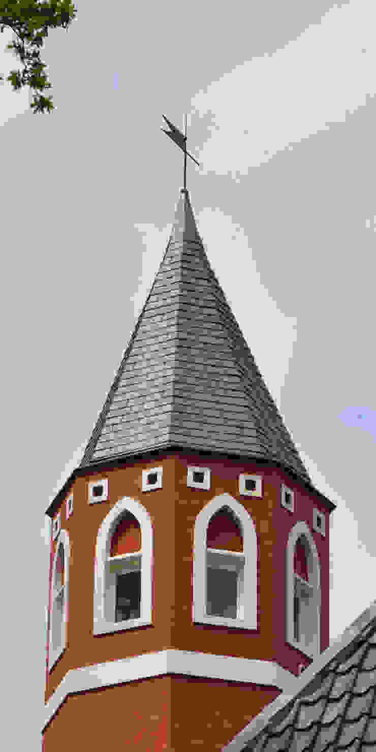 KASTEEL DE GROENE POORT – BRUGGE van Callebaut Architecten