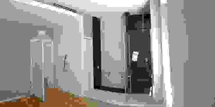 Appartamento Privato in Pescara Pasquale Mariani Architetto Camera da letto moderna