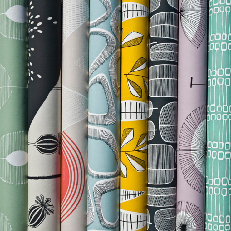 MissPrint Wallpaper par MissPrint Scandinave