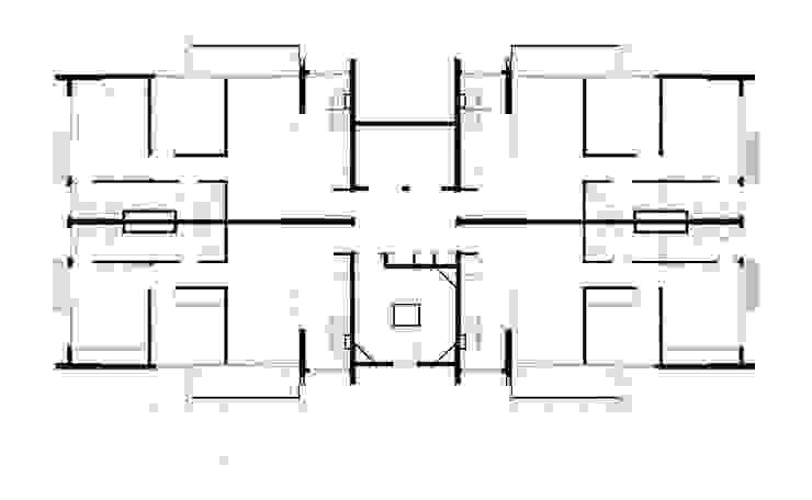 Let's Perdizes   edifício por ARQdonini Arquitetos Associados