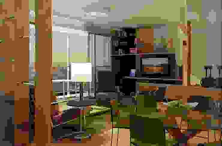 Let's Perdizes   edifício Salas multimídia modernas por ARQdonini Arquitetos Associados Moderno